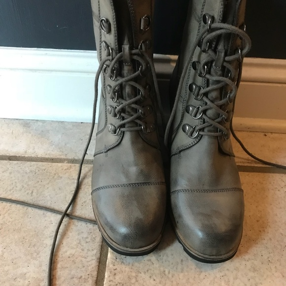94104092d3e Target brand Sorel Joan of Arctic look alikes. M 5c3b76c79fe48673caef86d0.  Other Shoes you may like. Merona Grey Boots